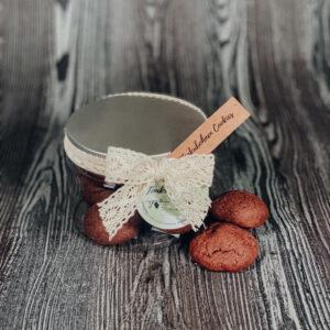 Tonkabohnen Cookies dunkel, 150g