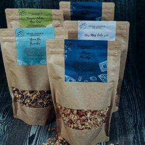 Granola, Porridge & Müsli